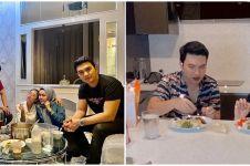 10 Momen keakraban Aldi Taher dan suami Dewi Perssik