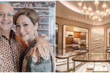 11 Potret butik Irwan Mussry suami Maia Estianty, mewah dan berkelas