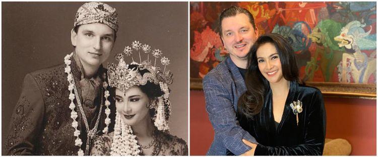 Anniversary ke-19, ini 10 potret harmonis Maudy Koesnaedi dan suami