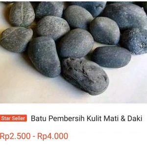 20 Testimoni kocak pembeli batu di online shop, absurd