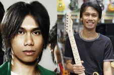 Potret 10 gitaris band di awal karier vs kini