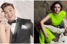 12 Gaya pemotretan Amanda Manopo & Billy Syahputra dalam berbagai tema
