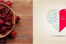 10 Manfaat bunga rosela untuk kesehatan, bantu turunkan berat badan