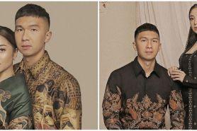 5 Gaya prewedding Nikita Willy pakai baju adat Lampung, banjir pujian