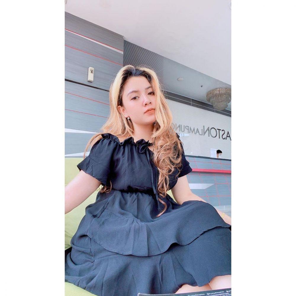 Pratiwi teman dekat Andika Mahesa  Instagram