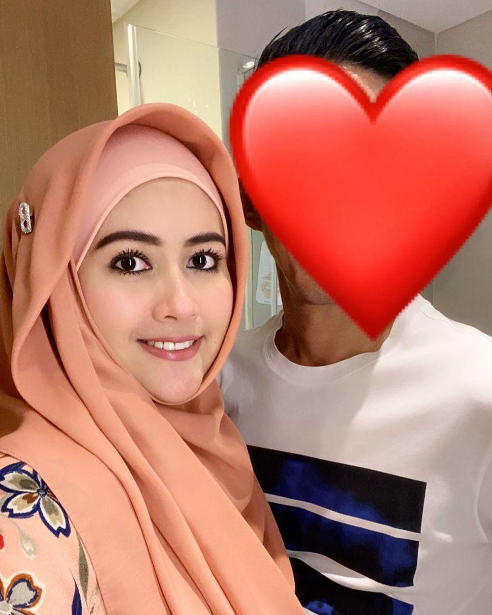 Meggy dang sang suami baru Instagram