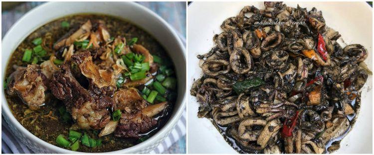10 Resep makanan berbumbu hitam, mudah dibuat, praktis, dan lezat