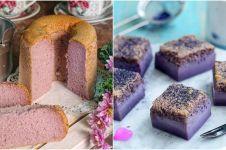 10 Resep aneka kue taro, enak, lembut, bergizi dan mudah dibuat