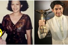 7 Potret transformasi Reza Rahadian, masa kecilnya bikin pangling