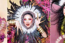 Begini respons netizen soal single terbaru Titi DJ, Show Of Your Color