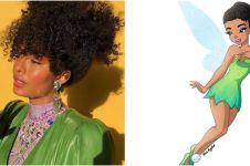 8 Potret Yara Shahidi, pemeran Tinkerbell versi live action