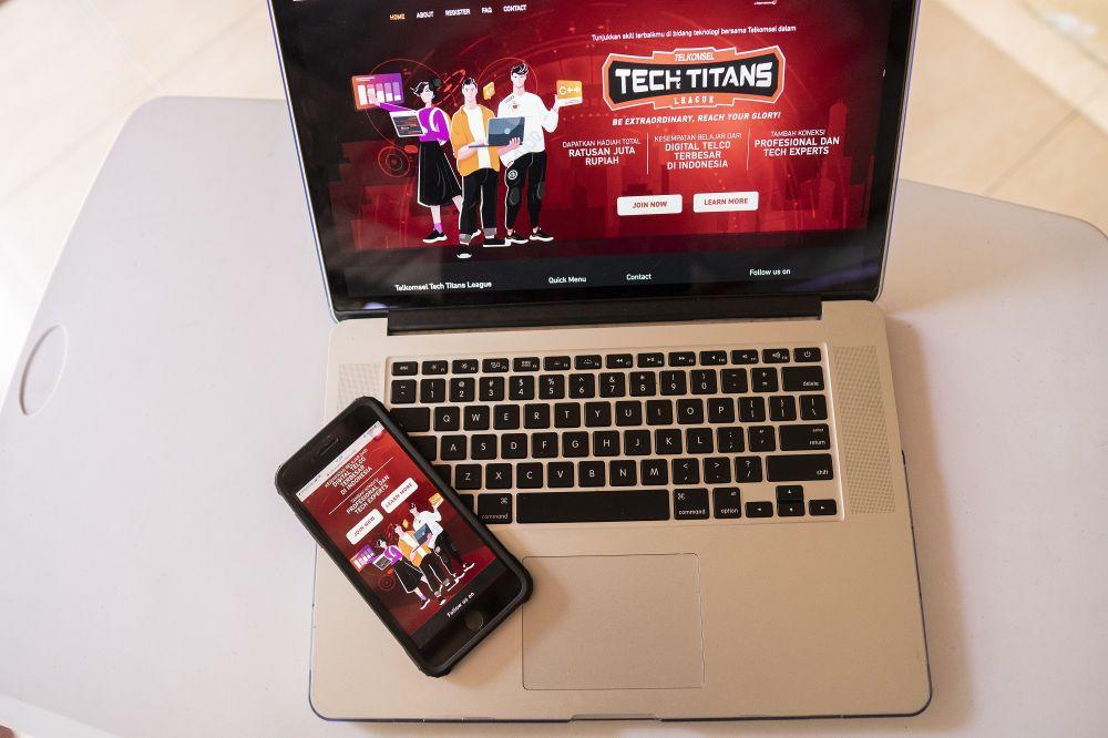 Tech Titans League © 2020 brilio.net
