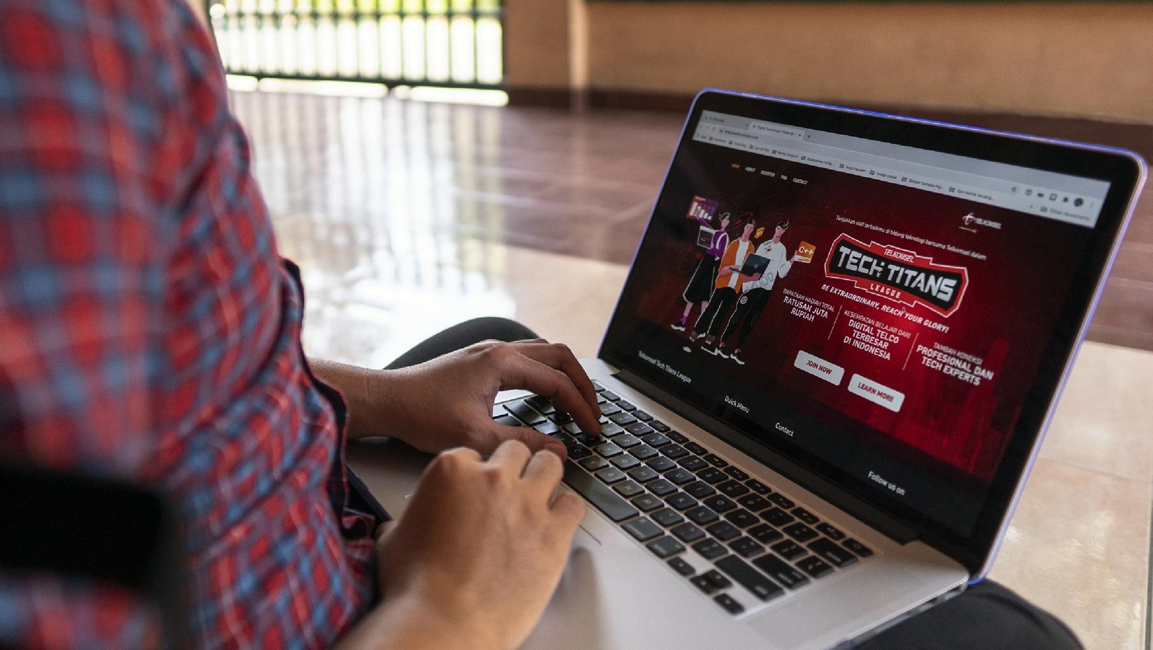 3 Fakta kompetisi yang menantang anak muda unjuk kemampuan digital