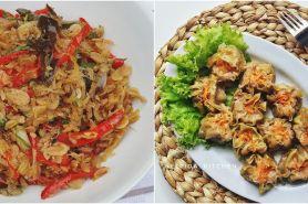 10 Resep olahan udang rebon, sedap, mudah dibuat dan bikin nagih