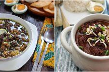 8 Resep rawon daging sapi, enak, sederhana dan spesial
