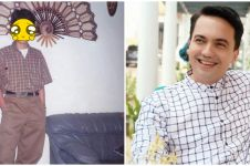 Awet muda di usia 44 tahun, ini 10 transformasi Sahrul Gunawan