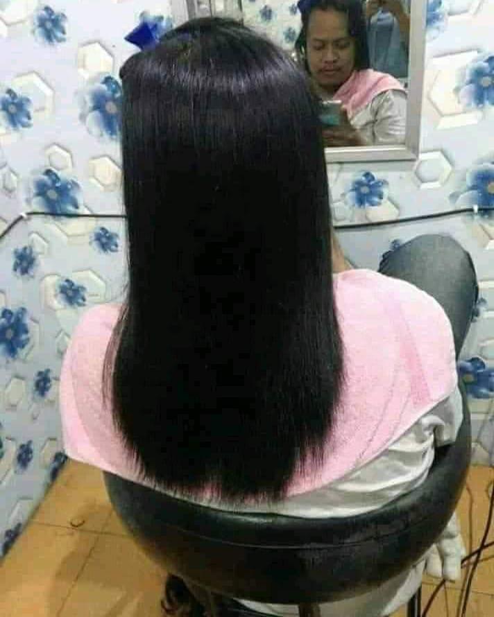 rambut gondrong menipu mata Berbagai Sumber