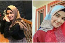 9 Potret terbaru Nadya Mustika istri Rizki DA, makin stylish