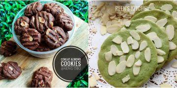 10 Resep cookies almond, cemilan kekinian yang mudah dibuat