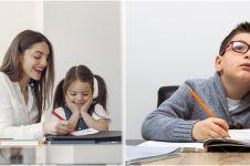 8 Tips sukses dampingi anak belajar di rumah selama pandemi