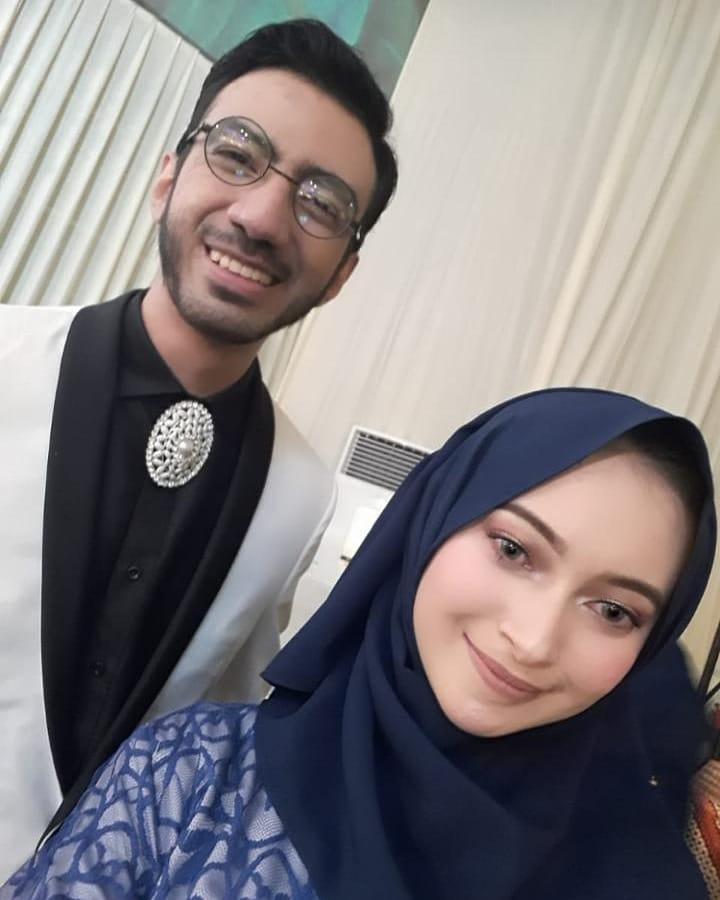 Momen kebersamaan Reza D'Academy dan Valda Alviana Instagram