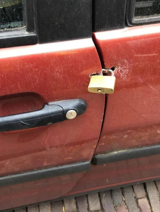 modifikasi pintu mobil Berbagai Sumber