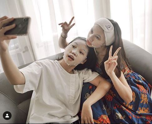 yuki kato dan adik jepang Instagram