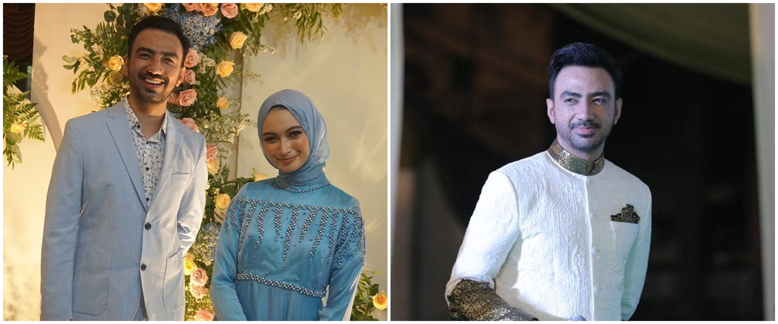 11 Transformasi Reza D'Academy, tampan sejak kecil