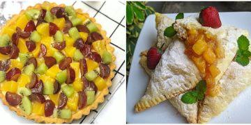 10 Resep kreasi pie buah, camilan segar yang mudah dibuat