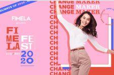 Resmi digelar, ini jadwal event Fimela Fest 2020 hari pertama