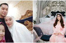 Potret kamar tidur 10 seleb tema Victorian, mewah bak dekor kerajaan