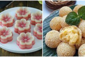 12 Resep kue santan yang enak, praktis, dan sederhana