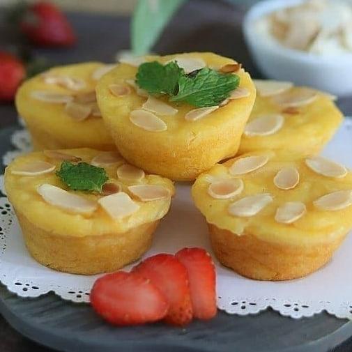 Resep kue santan instagram