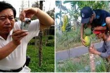 10 Foto orang motret vs objek yang difoto ini bikin nyengir
