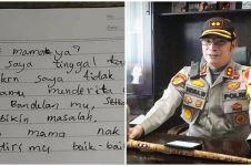Sempat viral, kini bocah yang dibuang ibunya diasuh Kapolres Pelalawan