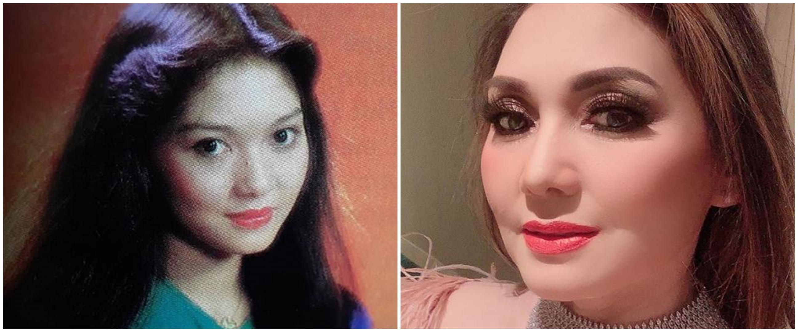 Potret 10 penyanyi cantik usia 50-an tahun di awal karier vs kini