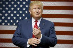 Donald Trump dan Melania Trump dinyatakan positif corona