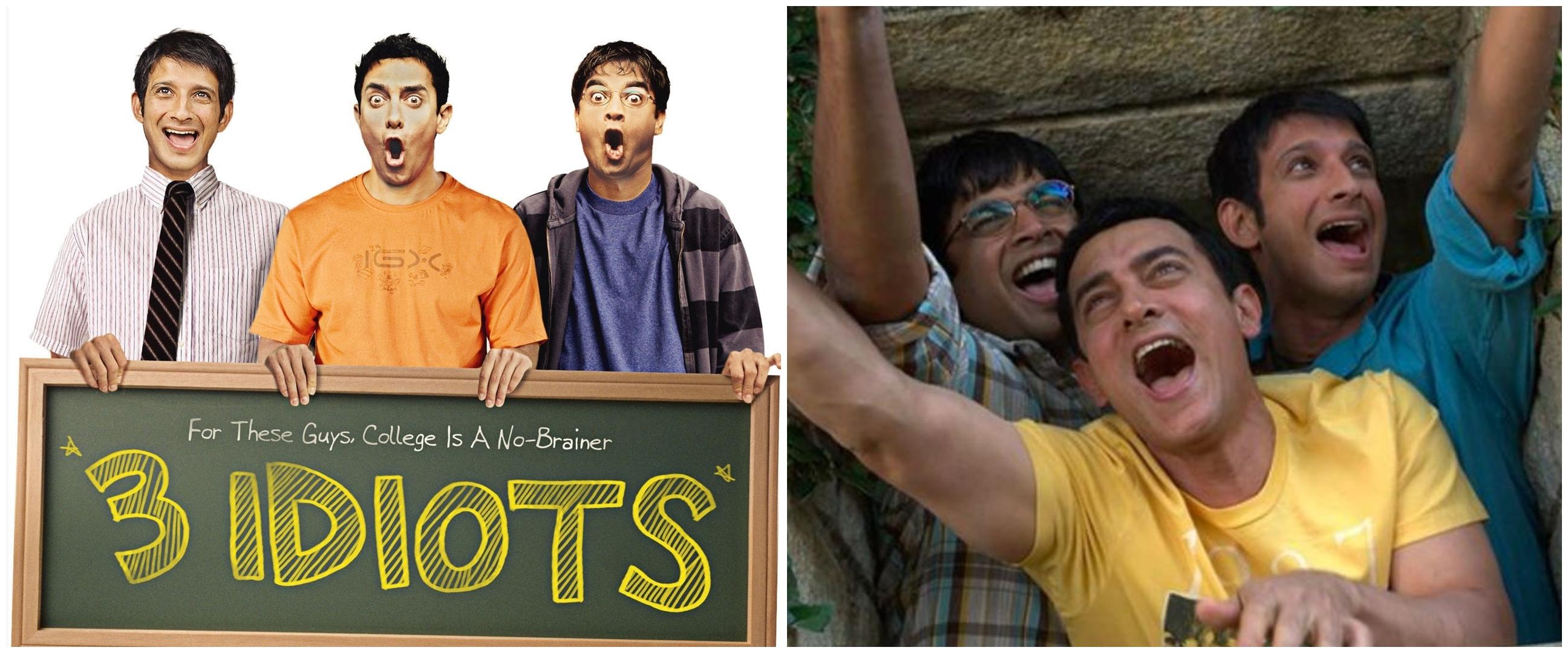 11 Tahun berlalu, ini kabar terbaru 7 pemain film 3 Idiots
