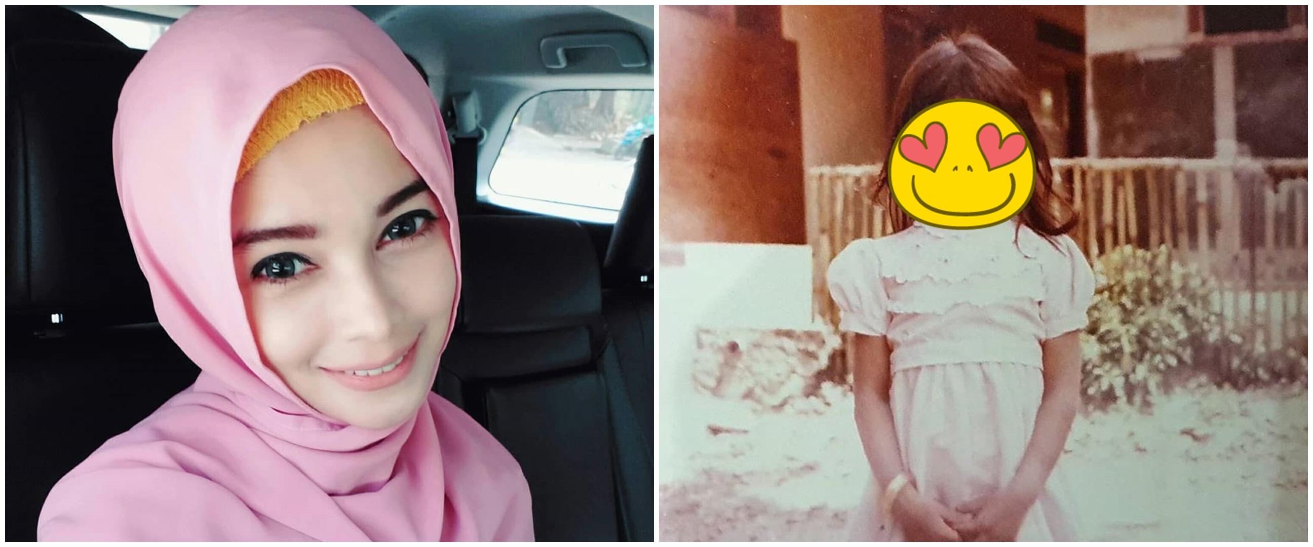 Memesona di usia 42 tahun, ini 12 foto transformasi Jihan Fahira