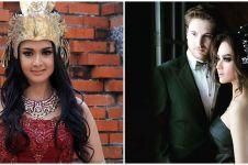 10 Potret terbaru Anastasia Novie 'Tutur Tinular' & suami bulenya