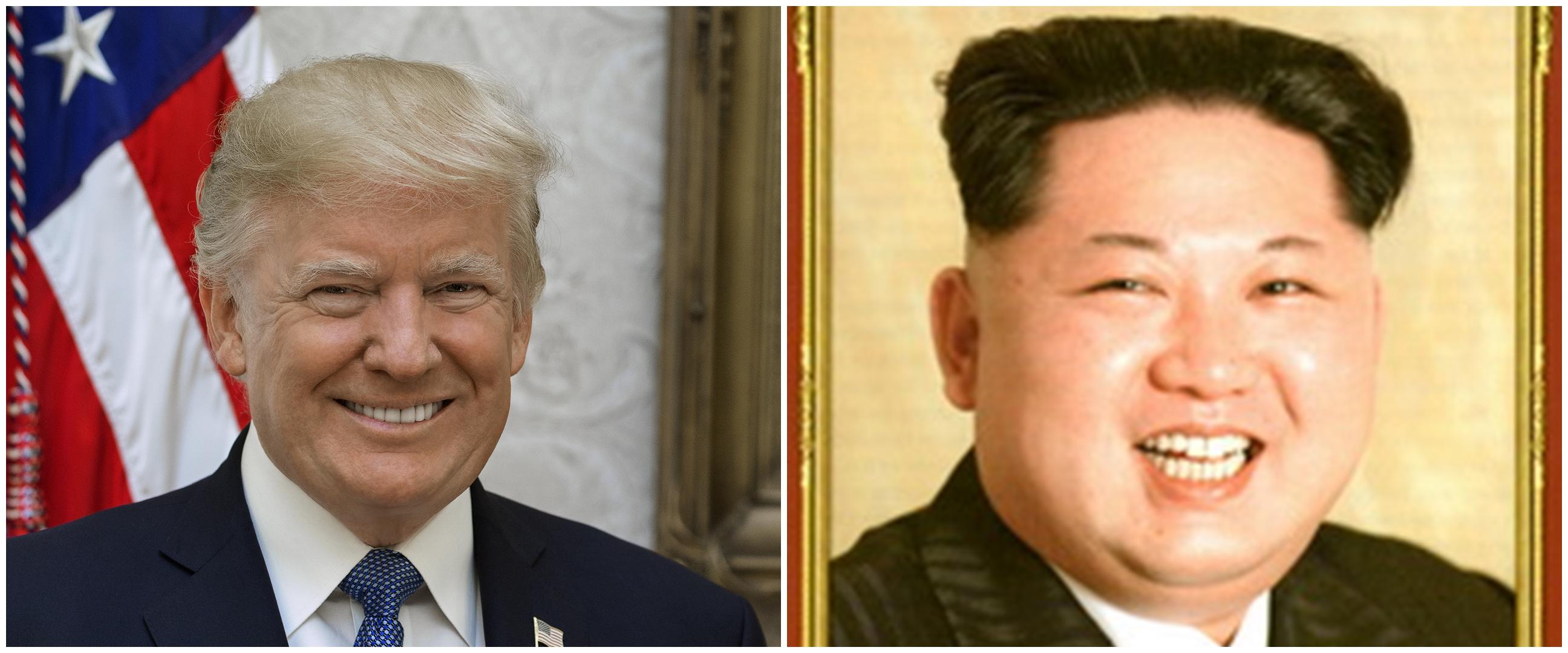 Donald Trump positif Covid-19, ini ungkapan simpati Kim Jong-un