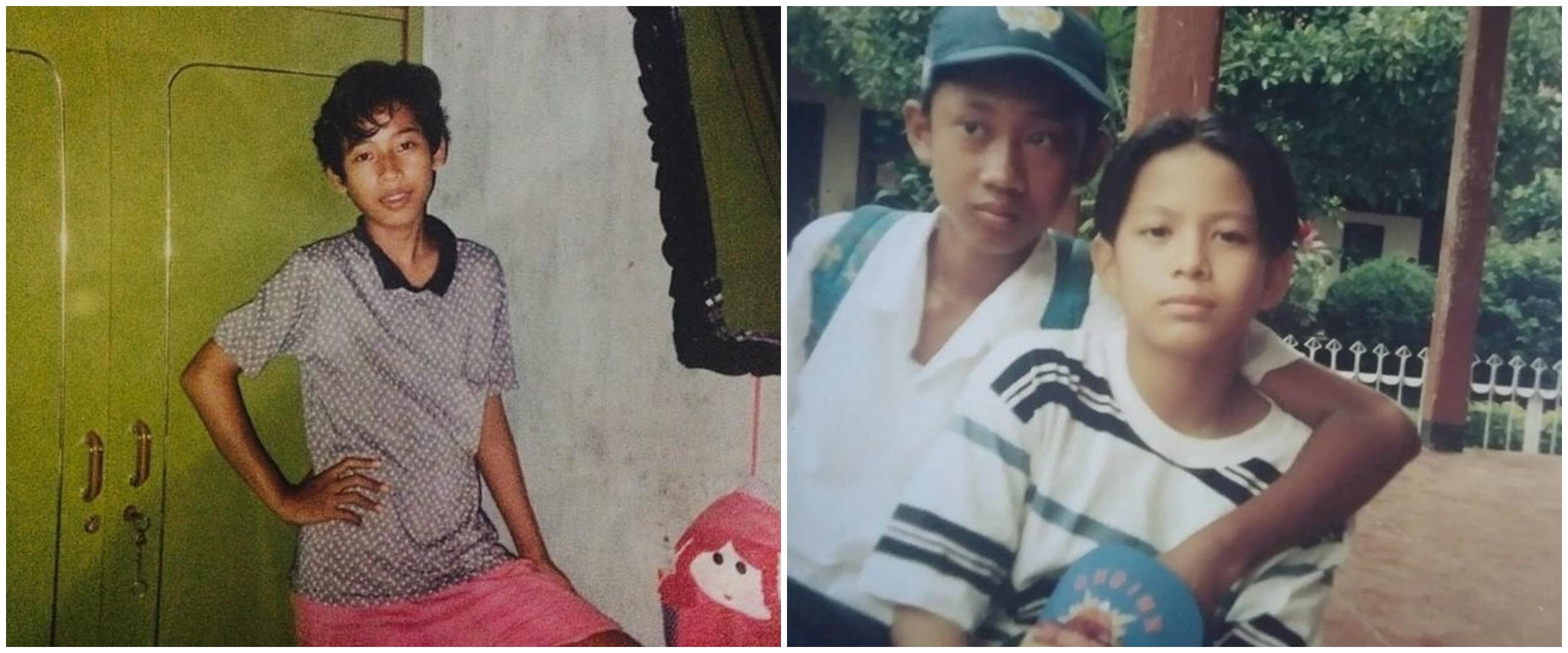 Potret jadul 14 seleb saat SMP, Ussy Sulistiawaty manglingi