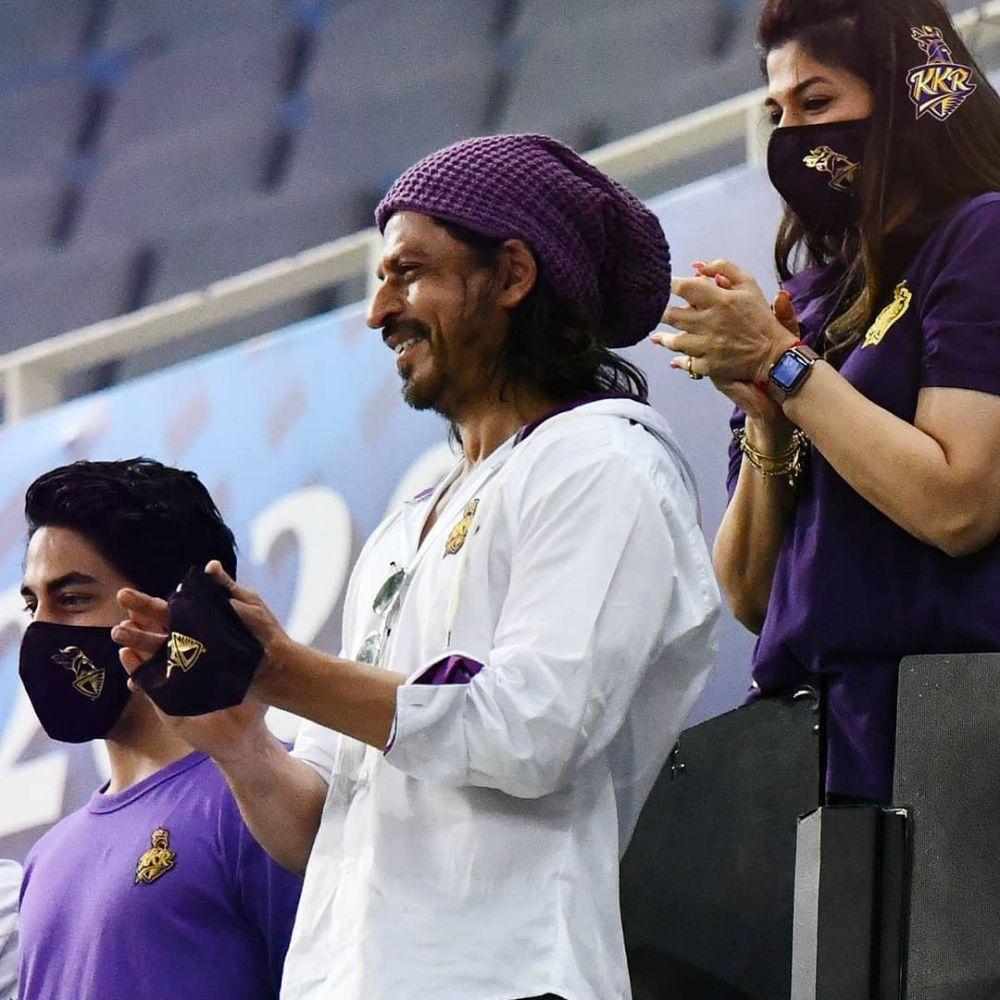 rambut terbaru SRK pandemi © 2020 brilio.net