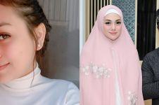 Heboh Celine Evangelista ikut 'pengajian' Ustaz Riza, gayanya disorot