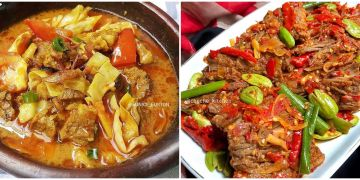 10 Resep daging sapi berbumbu merah, lezat dan mudah dibuat