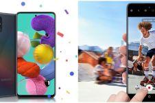 7 Kelebihan Samsung A51 beserta harga dan spesifikasi