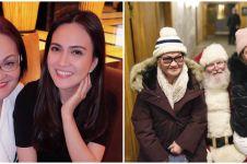 10 Potret kebersamaan Shandy Aulia dan ibu yang jarang tersorot