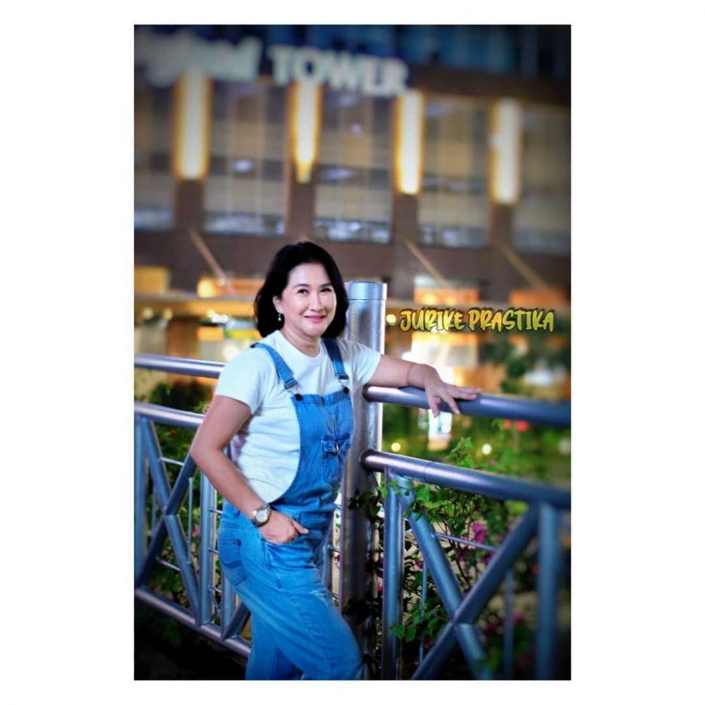 Potret terbaru artis senior Yurike Prastika © 2020 brilio.net