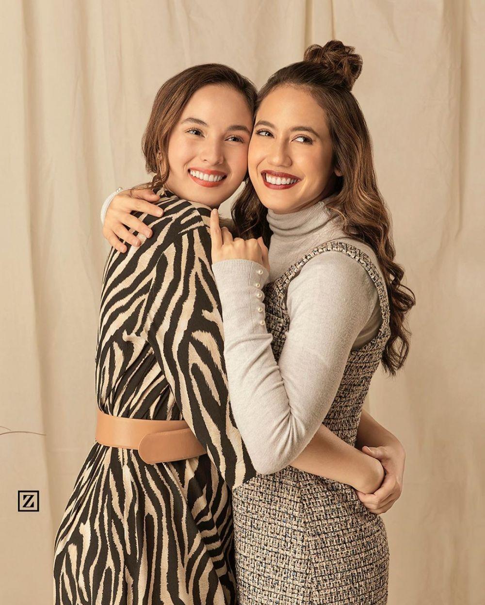 potret persahabatan chelsea dan pevita © 2020 Instagram
