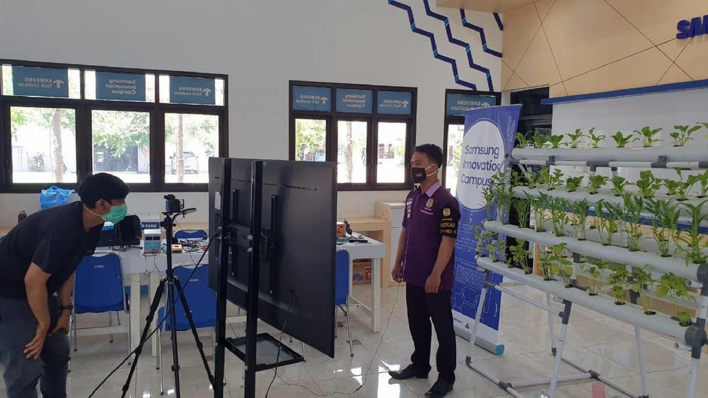 4 Fakta kompetisi berbasis teknologi digital Samsung Innovation Campus